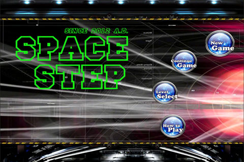 Screenshot Space Step F
