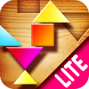 My First Tangrams - A Wood Tangram Puzzle Game for Kids - Lite version mobile app icon